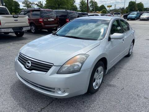 2007 Nissan Altima for sale at Brewster Used Cars in Anderson SC