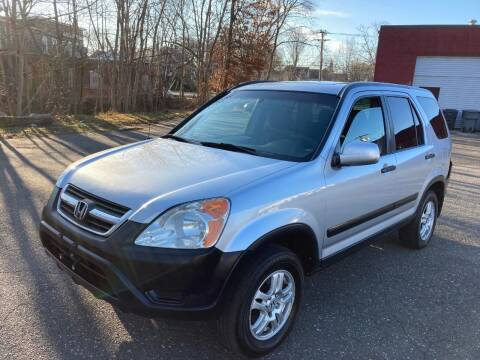 2004 Honda CR-V for sale at ENFIELD STREET AUTO SALES in Enfield CT