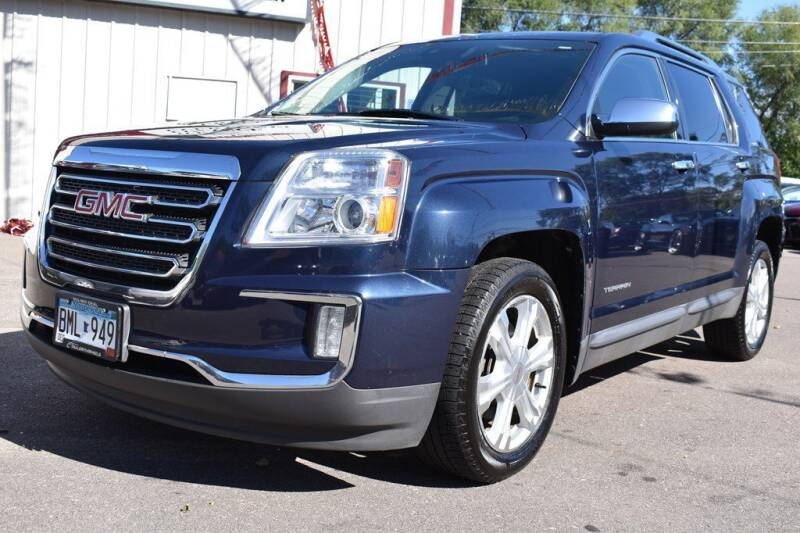 2017 GMC Terrain for sale at Dealswithwheels in Inver Grove Heights MN