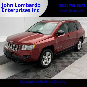2011 Jeep Compass for sale at John Lombardo Enterprises Inc in Rochester NY