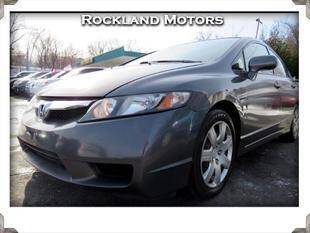 2009 Honda Civic for sale at Rockland Automall - Rockland Motors in West Nyack NY