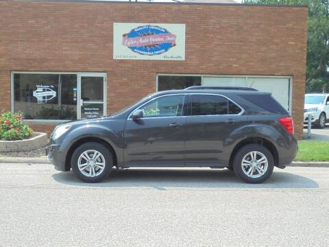 2014 Chevrolet Equinox for sale at Eyler Auto Center Inc. in Rushville IL