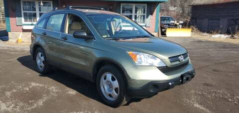 2009 Honda CR-V for sale at Village Car Company in Hinesburg VT