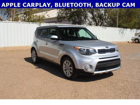 2018 Kia Soul for sale at STANLEY FORD ANDREWS in Andrews TX
