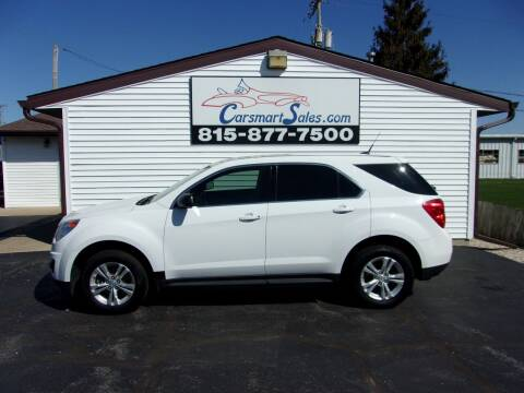 2011 Chevrolet Equinox for sale at CARSMART SALES INC in Loves Park IL