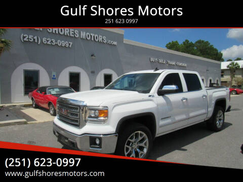 2015 GMC Sierra 1500 for sale at Gulf Shores Motors in Gulf Shores AL