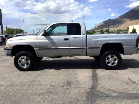 1999 Dodge Ram Pickup 2500 for sale at Painter's Mitsubishi in Saint George UT