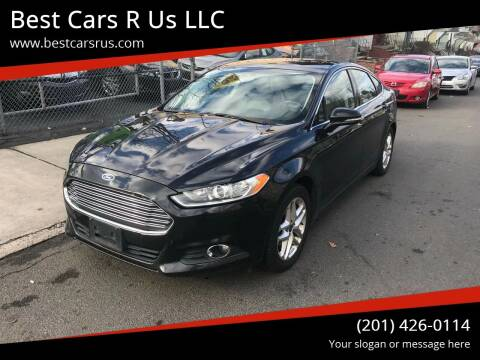 2013 Ford Fusion for sale at Best Cars R Us LLC in Irvington NJ