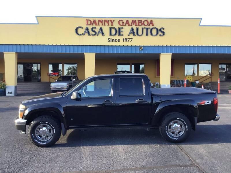 2007 Chevrolet Colorado for sale at CASA DE AUTOS, INC in Las Cruces NM