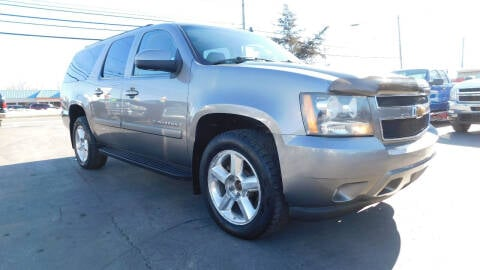 2007 Chevrolet Suburban for sale at Action Automotive Service LLC in Hudson NY