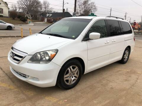 2007 Honda Odyssey for sale at JE Auto Sales LLC in Indianapolis IN