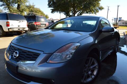 2008 Nissan Altima for sale at E-Auto Groups in Dallas TX