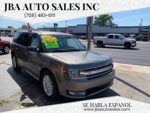 2014 Ford Flex for sale at JBA Auto Sales Inc in Stone Park IL
