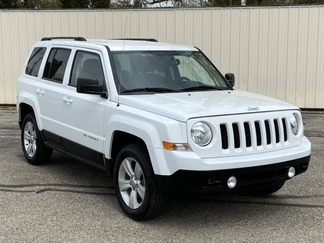 2016 Jeep Patriot for sale at Miller Auto Sales in Saint Louis MI