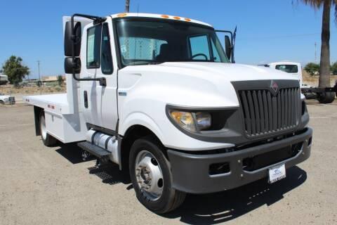 2012 International TerraStar for sale at Kingsburg Truck Center - Flatbed Trucks in Kingsburg CA
