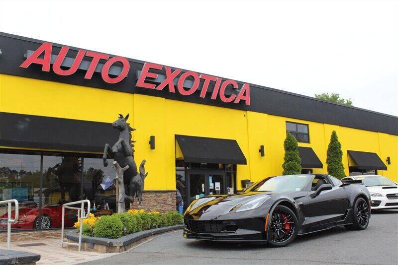 2016 Chevrolet Corvette for sale in Red Bank, NJ