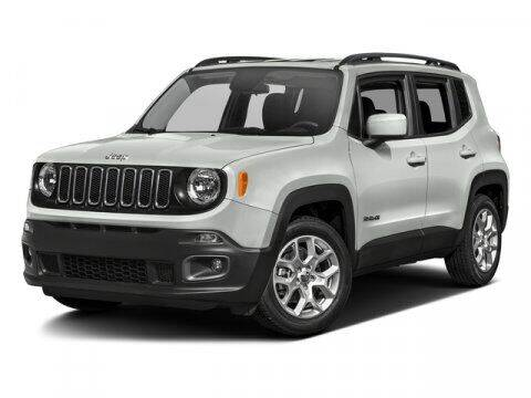 2017 Jeep Renegade for sale at Wally Armour Chrysler Dodge Jeep Ram in Alliance OH