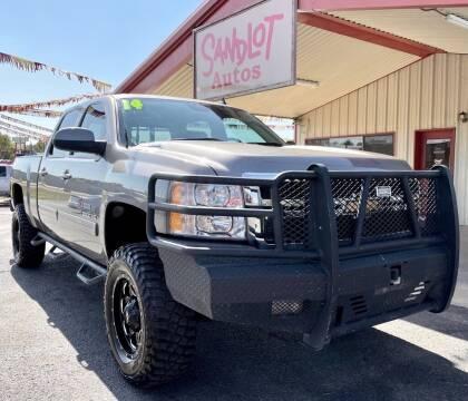 2014 Chevrolet Silverado 2500HD for sale at Sandlot Autos in Tyler TX