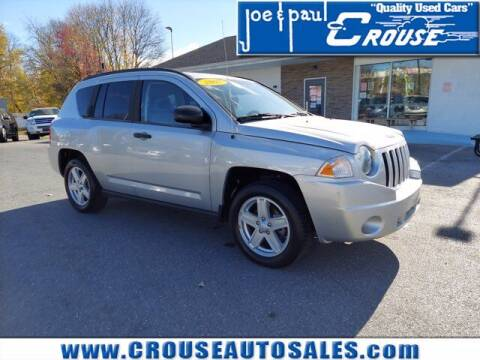 2007 Jeep Compass for sale at Joe and Paul Crouse Inc. in Columbia PA