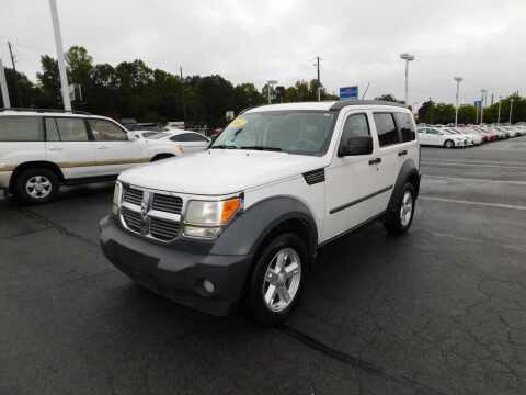 2007 Dodge Nitro for sale at Paniagua Auto Mall in Dalton GA