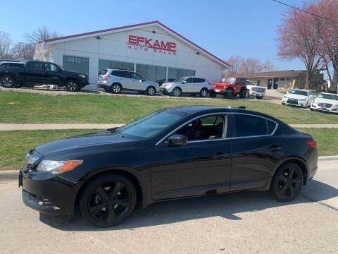 2013 Acura ILX for sale at Efkamp Auto Sales LLC in Des Moines IA