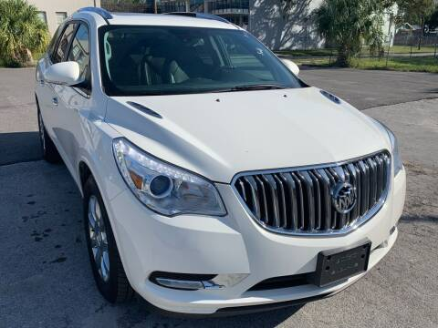 2014 Buick Enclave for sale at Consumer Auto Credit in Tampa FL