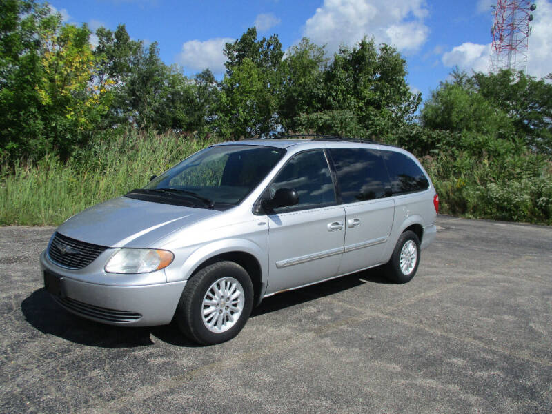 2004 Chrysler Town and Country for sale at Action Auto Wholesale in Painesville OH