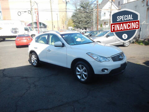 2010 Infiniti EX35 for sale at 103 Auto Sales in Bloomfield NJ