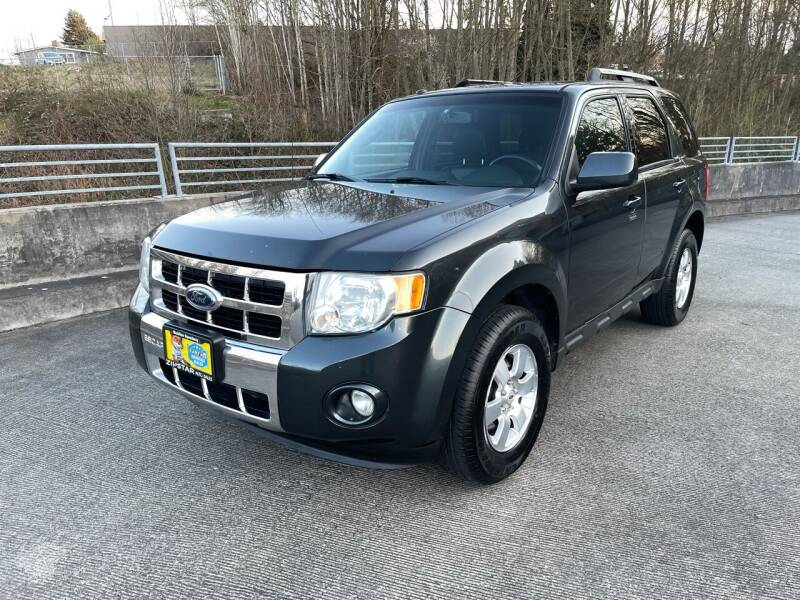 2009 Ford Escape for sale at Zipstar Auto Sales in Lynnwood WA