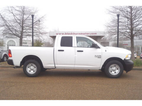 2021 RAM Ram Pickup 1500 Classic for sale at BLACKBURN MOTOR CO in Vicksburg MS