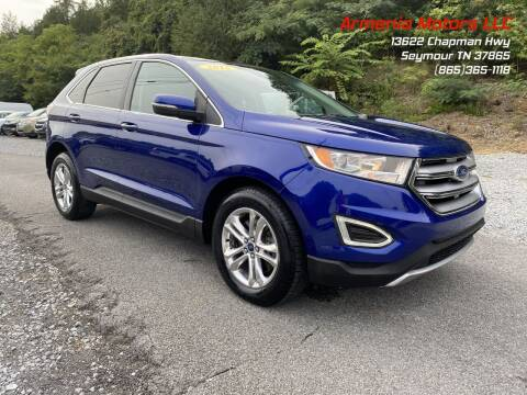 2015 Ford Edge for sale at Armenia Motors in Seymour TN