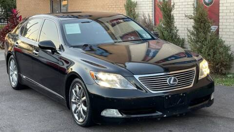 2008 Lexus LS 600h L for sale at Auto Imports in Houston TX