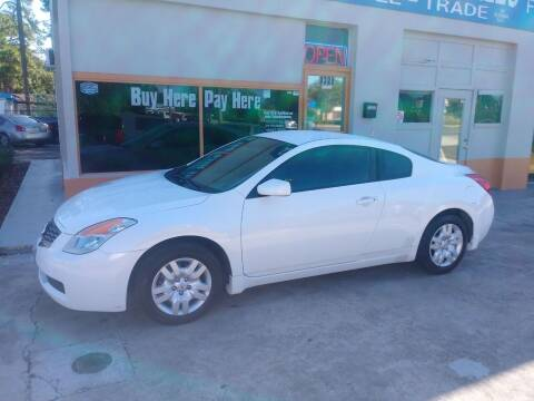 2009 Nissan Altima for sale at QUALITY AUTO SALES OF FLORIDA in New Port Richey FL