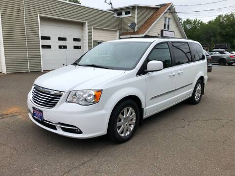2014 Chrysler Town and Country for sale at Prime Auto LLC in Bethany CT