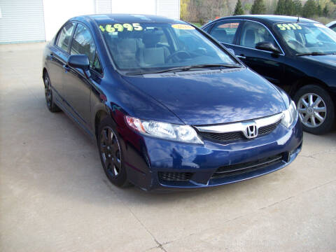 2010 Honda Civic for sale at Summit Auto Inc in Waterford PA