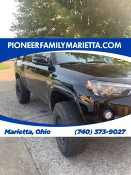 2018 Toyota 4Runner for sale at Pioneer Family preowned autos in Williamstown WV
