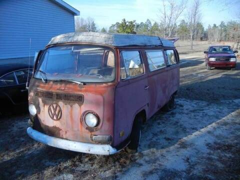 1970 Volkswagen Bus for sale at Haggle Me Classics in Hobart IN