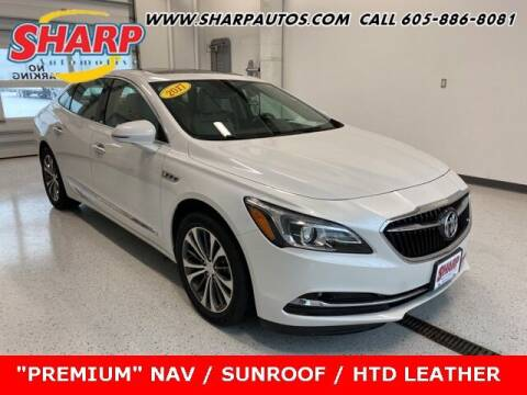 2017 Buick LaCrosse for sale at Sharp Automotive in Watertown SD
