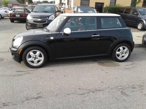 2010 MINI Cooper for sale at Nelsons Auto Specialists in New Bedford MA