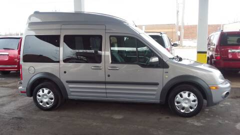 2012 Ford Transit Connect for sale at Elite Auto Sales in Willowick OH