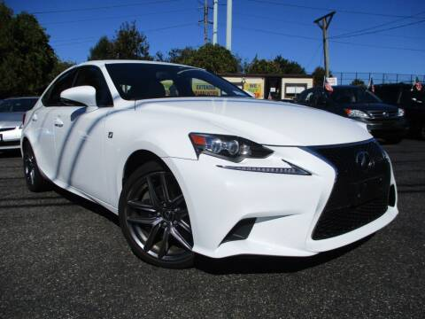 2016 Lexus IS 300 for sale at Unlimited Auto Sales Inc. in Mount Sinai NY