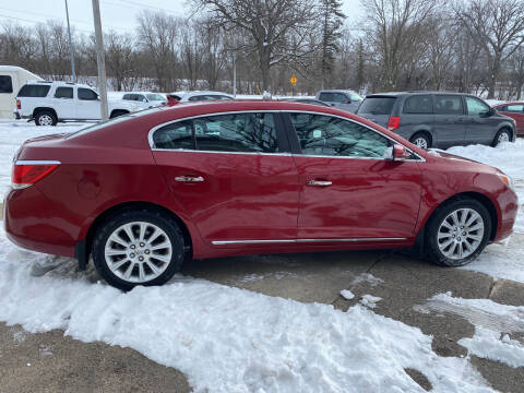 2013 Buick LaCrosse for sale at Midway Car Sales in Austin MN
