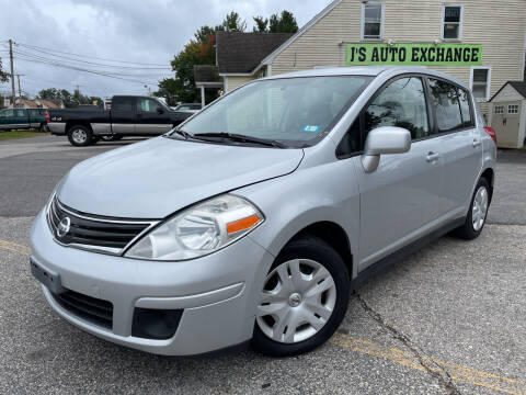 2010 Nissan Versa for sale at J's Auto Exchange in Derry NH