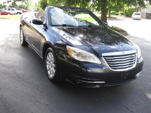 2011 Chrysler 200 Convertible for sale at Reza Dabestani in Knoxville TN