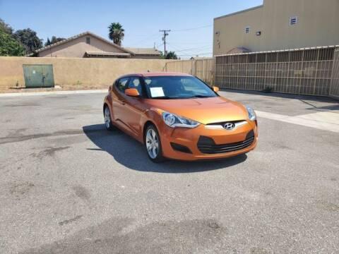 2015 Hyundai Veloster for sale at Silver Star Auto in San Bernardino CA