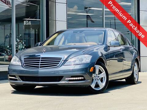 2011 Mercedes-Benz S-Class for sale at Carmel Motors in Indianapolis IN