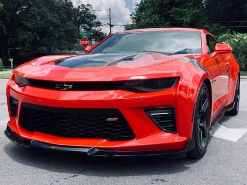 2016 Chevrolet Camaro for sale at Consumer Auto Credit in Tampa FL