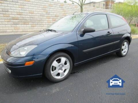 2004 Ford Focus for sale at Autos by Jeff Tempe in Tempe AZ