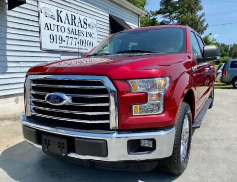 2015 Ford F-150 for sale at Karas Auto Sales Inc. in Sanford NC