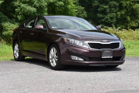 2011 Kia Optima for sale at Car Wash Cars Inc in Glenmont NY